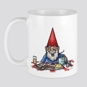 Morning Sunshine Gnome Mug
