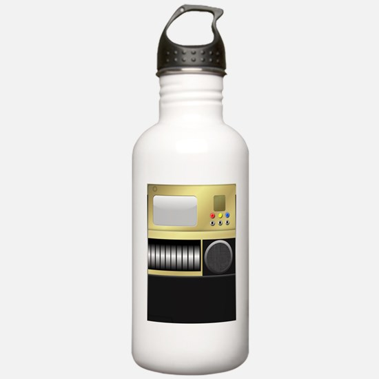 Star Trek TOS Tridcord Water Bottle