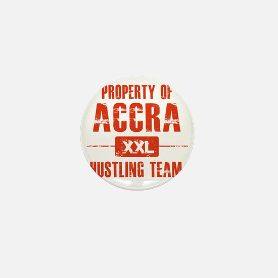 Accra Hustling Team Mini Button