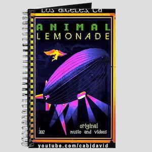 music animal lemonade Journal