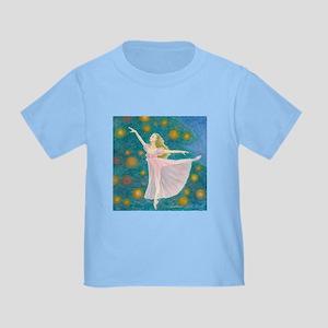 Clara Light Blue Toddler T-Shirt