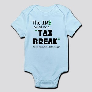 Tax Break! Infant Bodysuit