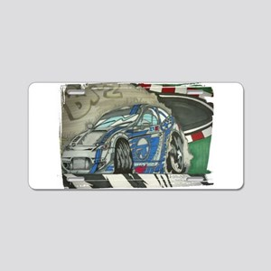 Subaru BRZ Drift Aluminum License Plate