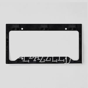 bd_laptop_skin License Plate Holder