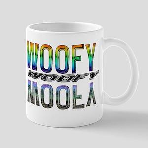 WOOFY-RAINBOW/MIRROR 2 Mug