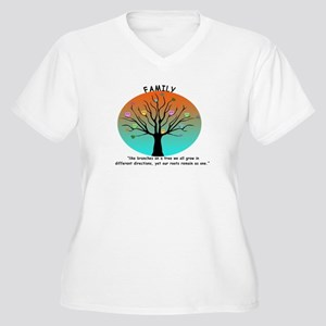 Family Plus Size T-Shirt