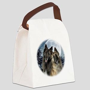 2TervOrn Canvas Lunch Bag