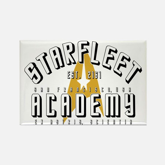 StARFLEET ACADEMY Rectangle Magnet