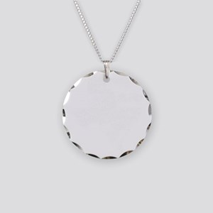 Cherokee, Texas. Vintage Necklace Circle Charm