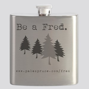 Be A Fred Flask