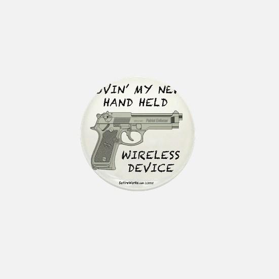 Wireless Device Mini Button
