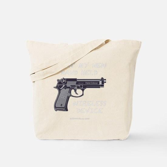 PATRIOTblk Tote Bag