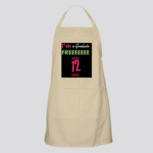 2012 Graduation Gifts for Girls Apron