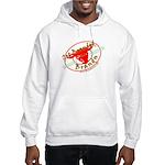 """Get Branded """"Hooded"""" Sweatshirt"""