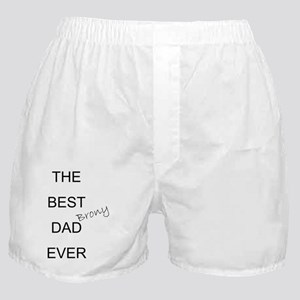 The Best Brony Dad Ever Boxer Shorts