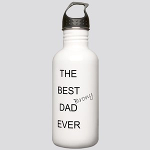 The Best Brony Dad Eve Stainless Water Bottle 1.0L