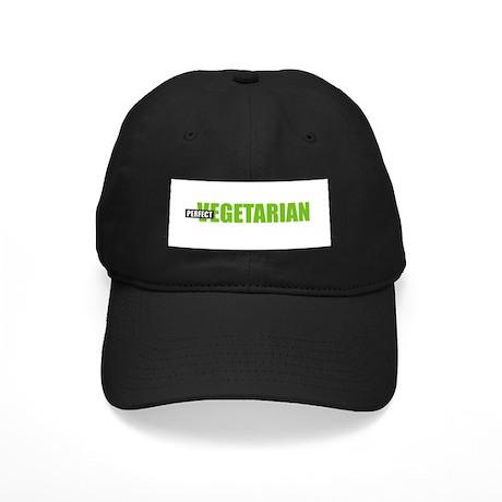 Perfect Vegetarian Black Cap