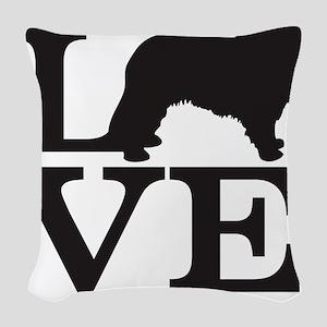 Love my Berner Woven Throw Pillow