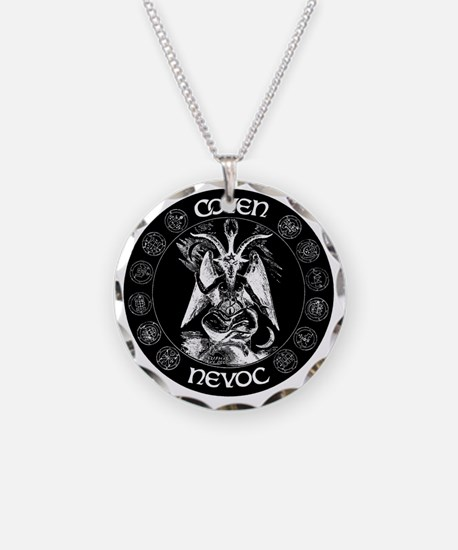 coven nevoc logo Necklace