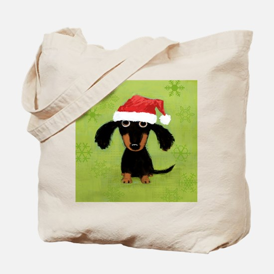 doxieflakes Tote Bag