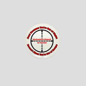 Bigshooterist Logo Mini Button