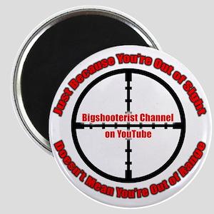 Bigshooterist Logo Magnet
