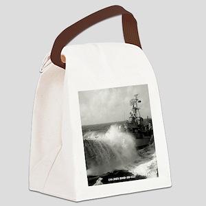 jhood framed panel print Canvas Lunch Bag