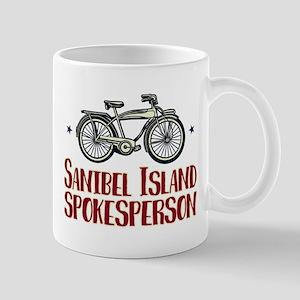 Sanibel Island Spokesperson Mugs