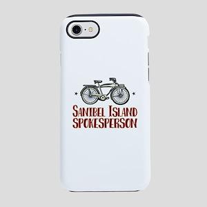 Sanibel Island Spokesperson iPhone 7 Tough Case