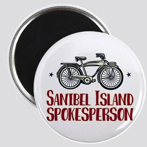 Sanibel Island Spokesperson Magnets