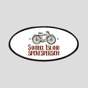 Sanibel Island Spokesperson Patch