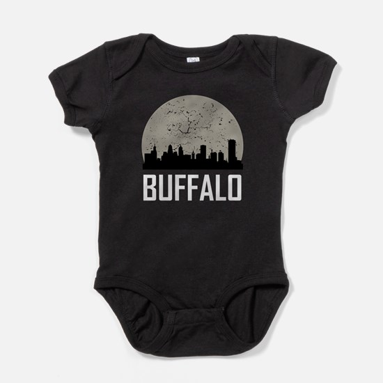 Buffalo Full Moon Skyline Body Suit
