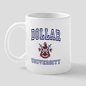 DOLLAR University Mug