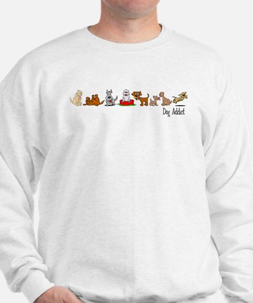 Dog Addict Sweatshirt