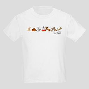 Dog Addict Kids T-Shirt