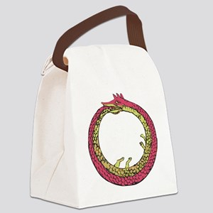 Ouroboros - Eternal Return Canvas Lunch Bag