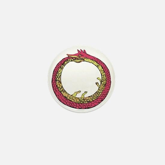 Ouroboros - Eternal Return Mini Button
