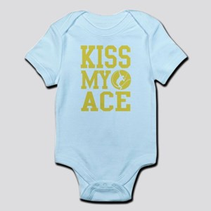 Tennis Kiss My Ace Shirt Body Suit