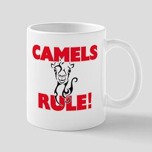 Camels Rule! Mugs
