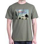 UFO: Don't Hover! Dark T-Shirt