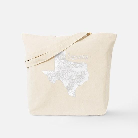 Sweeny, Texas. Vintage Tote Bag