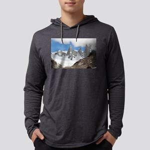 Glacier National Park mountain Long Sleeve T-Shirt