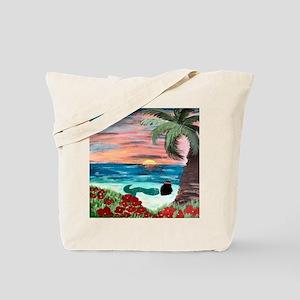 Aloha Mermaid Tote Bag