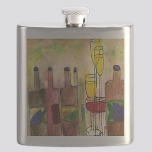 Tuscany Wine Flask