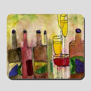 Tuscany Wine Mousepad