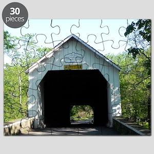 Sheards Mill Covered Bridge Puzzle