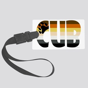 CUB 2012 Large Luggage Tag