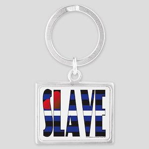 Slave 2012 Landscape Keychain