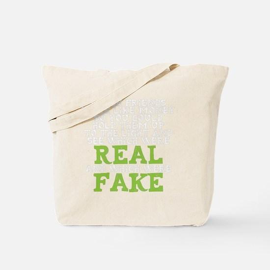 Friends like money Tote Bag