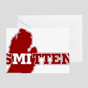 SMitten Greeting Card